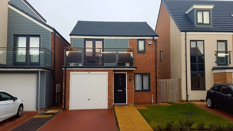 3 Bedrooms Property for sale in Greville Gardens, Great Park , Newcastle upon Tyne, Tyne and Wear, NE13 9DB