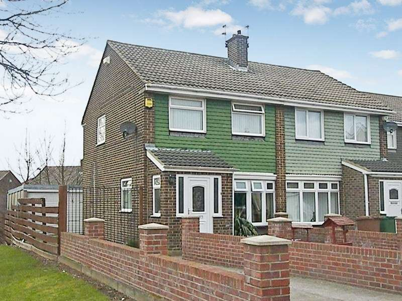 3 Bedrooms Property for sale in Leeholme, Houghton le spring, Houghton le Spring, Tyne & Wear, DH5 8HR