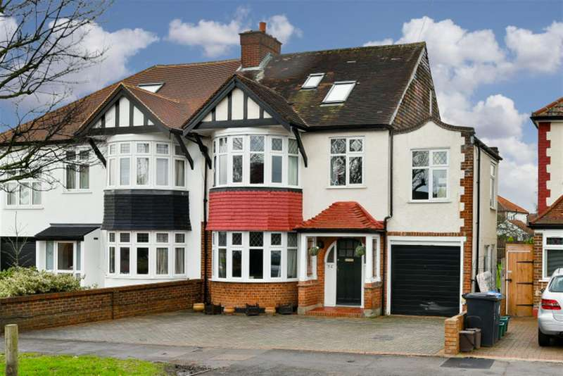 5 Bedrooms Property for sale in Raeburn Avenue, Surbiton