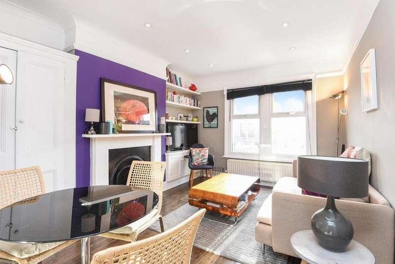2 Bedrooms Flat for sale in Glengall Road, Queens Park