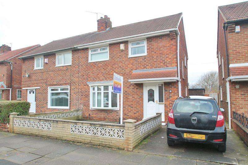 3 Bedrooms Semi Detached House for sale in Kildwick Grove, Park End