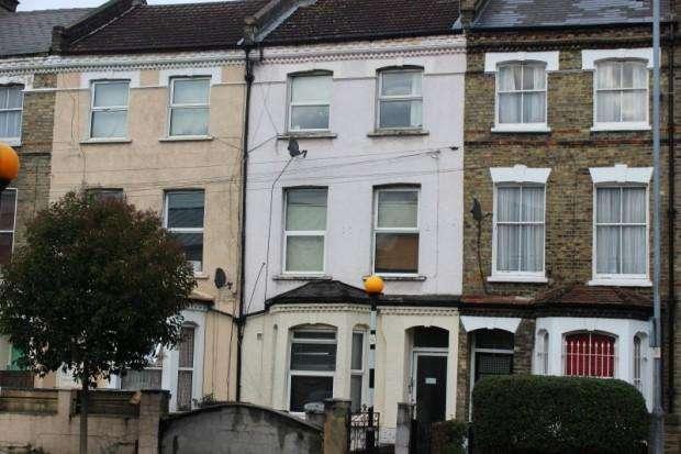 1 Bedroom Apartment Flat for sale in Hertslett Road, London, N7