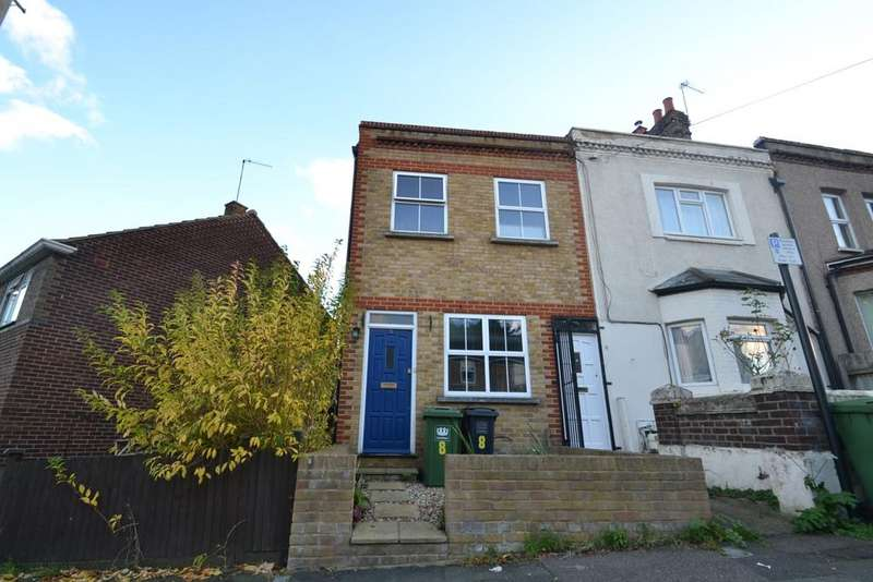 2 Bedrooms End Of Terrace House for sale in Nightingale Grove Hither Green SE13