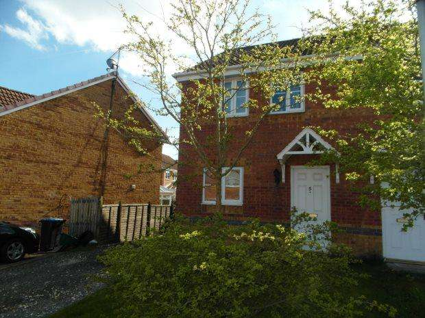 3 Bedrooms Semi Detached House for sale in ST HELENS DRIVE, SEAHAM, SEAHAM DISTRICT