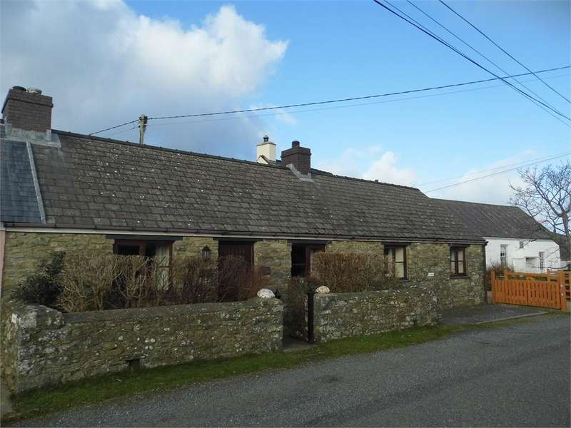 2 Bedrooms Semi Detached Bungalow for rent in Rhodiad, St Davids, Haverfordwest, Pembrokeshire