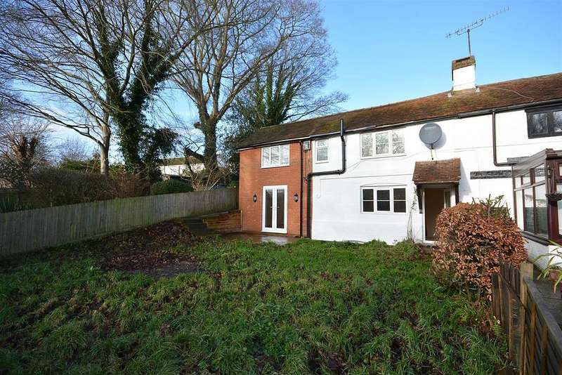 3 Bedrooms Semi Detached House for sale in New Cut, Westfield