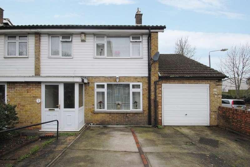3 Bedrooms End Of Terrace House for sale in Morden Street Lewisham SE13