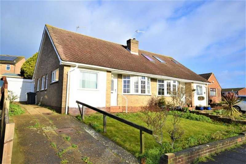 2 Bedrooms Semi Detached Bungalow for sale in Portslade