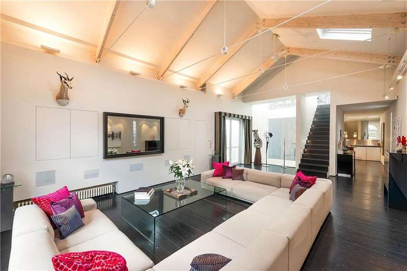 2 Bedrooms Penthouse Flat for sale in Mill Street, London, SE1