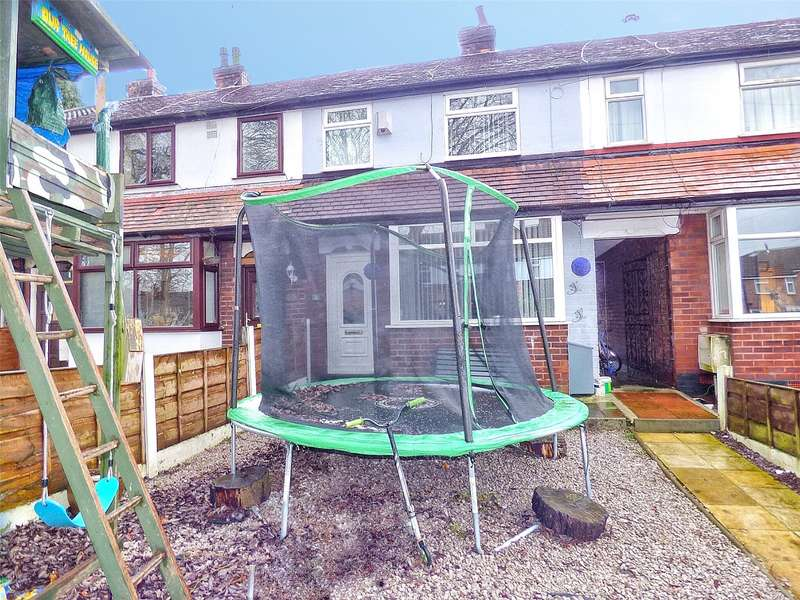 3 Bedrooms Terraced House for sale in Velmere Avenue, Blackley, Manchester, M9