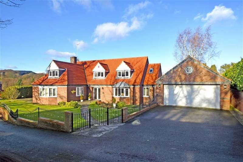 5 Bedrooms Detached House for sale in Goldenfields, Scalby Village, North Yorkshire, YO13