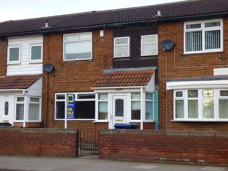 3 Bedrooms Property for sale in Walker Road, Walker, Newcastle upon Tyne, Tyne and Wear, NE6 3UH