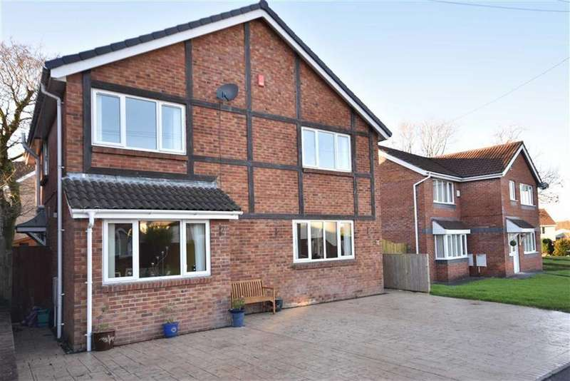 4 Bedrooms Detached House for sale in Ffordd Alltwen, Swansea