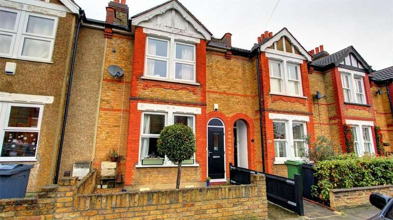 2 Bedrooms Terraced House for sale in Balfour Road, Bromley, Kent