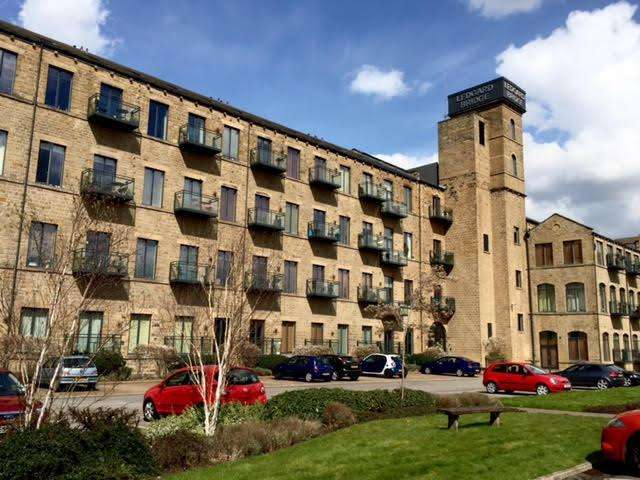 Studio Flat for rent in Ledgard Bridge Mill, Mirfield WF14