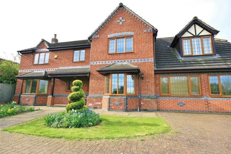5 Bedrooms Detached House for sale in Valley Lane, Long Bennington, NG23