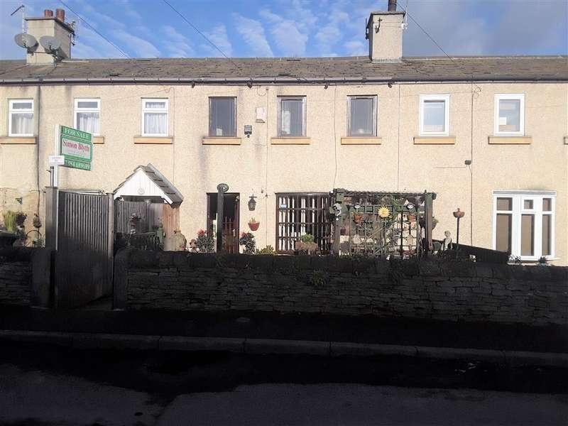 2 Bedrooms Cottage House for sale in Bilham Road, Clayton West, Huddersfield, HD8