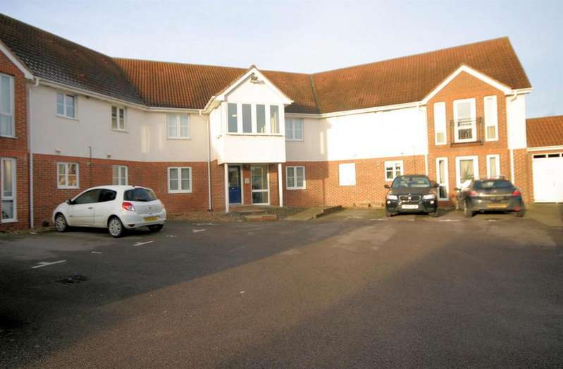 1 Bedroom Apartment Flat for sale in Watson Way, Marston Moretaine, Bedford