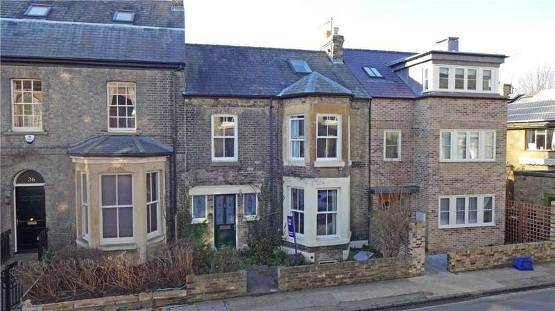 4 Bedrooms End Of Terrace House for rent in Panton Street, Cambridge, Cambridgeshire, CB2