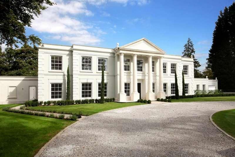 5 Bedrooms House for rent in Waverley Drive, Wentworth, Virginia Water, Surrey, GU25