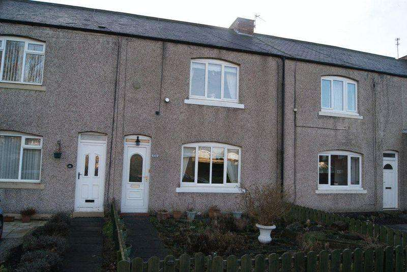 2 Bedrooms Terraced House for sale in Bristol Street, Whitley Bay