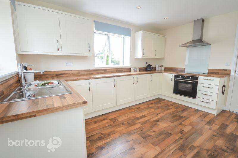 4 Bedrooms Detached House for sale in Whinfell Court, Munsbrough Lane, Greasbrough