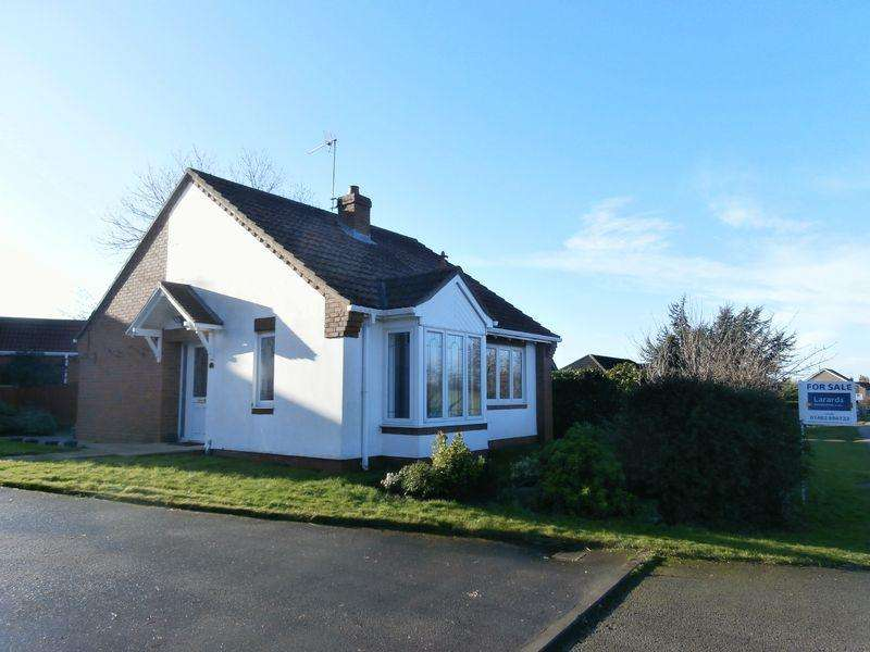 2 Bedrooms Detached Bungalow for sale in Charlton Croft, Keyingham