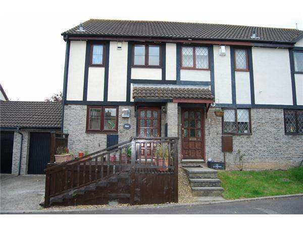 2 Bedrooms Semi Detached House for rent in Wincanton Close, Nailsea