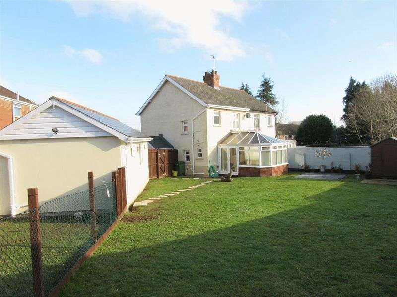 Property for sale in St Davids Crescent Ely Cardiff CF5 4GQ
