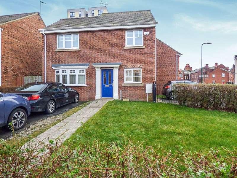 3 Bedrooms Property for sale in Ormonde Street, Jarrow, Jarrow, Tyne And Wear, NE32 3PB