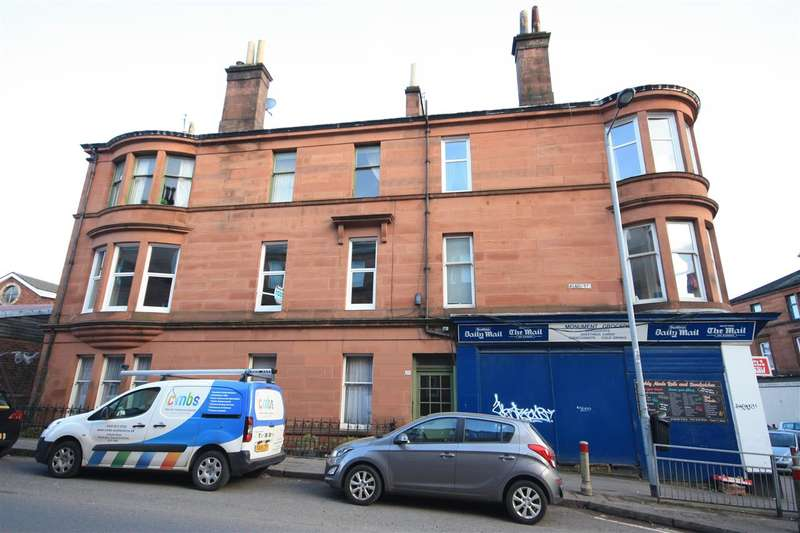 3 Bedrooms Flat for sale in Algie Street, Langside, Glasgow