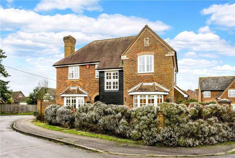 4 Bedrooms Detached House for sale in Bricstock, Aston Abbotts, Aylesbury, Buckinghamshire