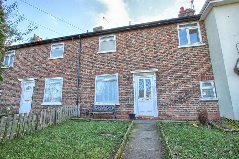 2 Bedrooms Terraced House for sale in Broadway West, Redcar