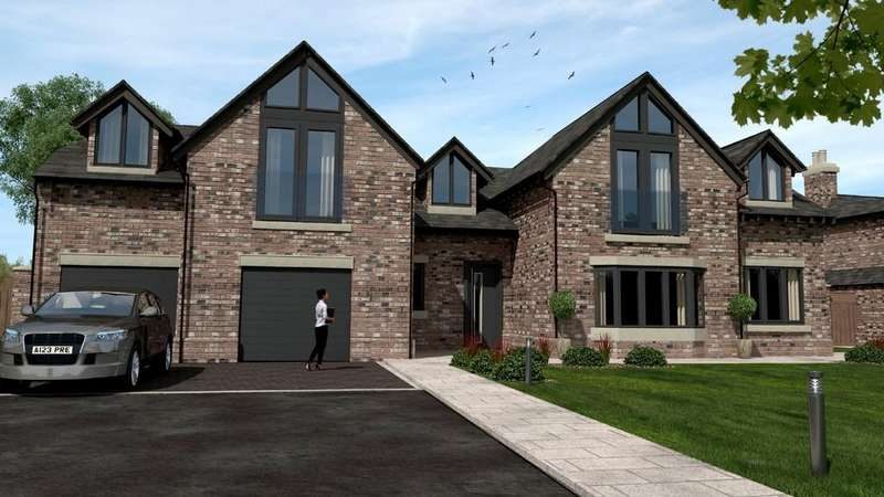 5 Bedrooms Detached House for sale in Beaudesert Cottage, Haven Pastures, Henley in Arden