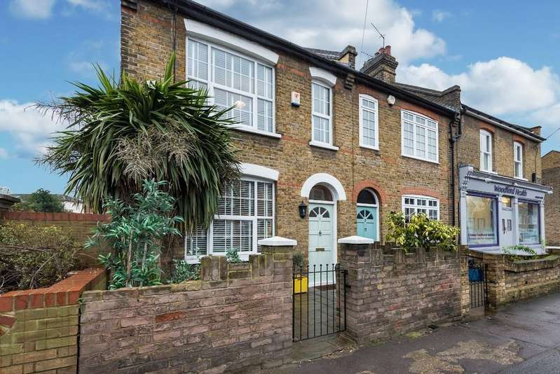 3 Bedrooms End Of Terrace House for sale in Ashford Road, South Woodford