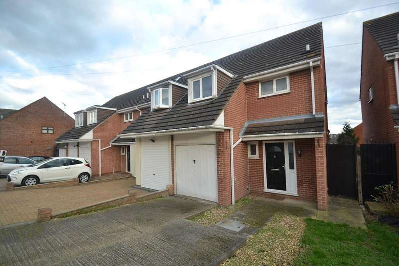 3 Bedrooms End Of Terrace House for sale in Fry Close, Collier Row