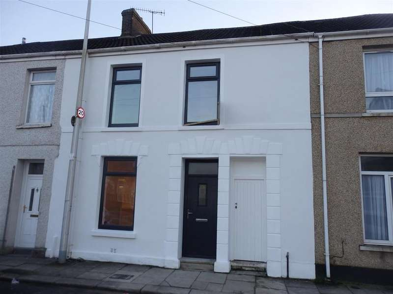 3 Bedrooms Terraced House for sale in Railway Terrace, Llanelli