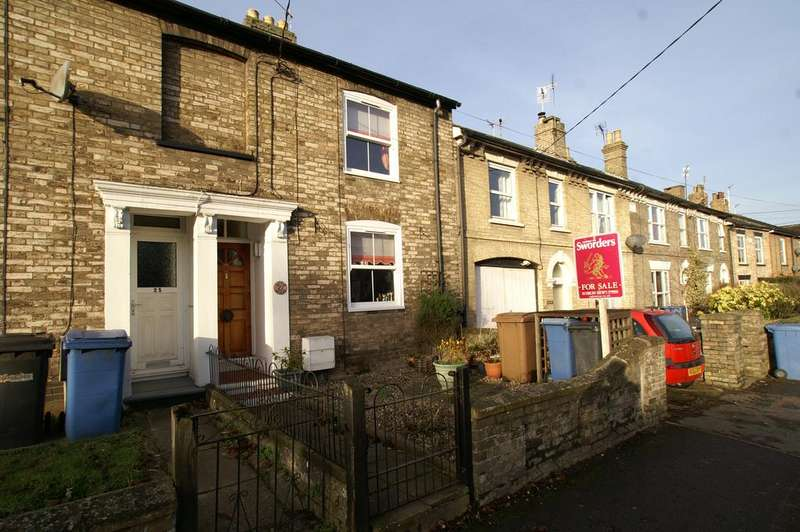 2 Bedrooms Terraced House for sale in Melford Road, Sudbury CO10