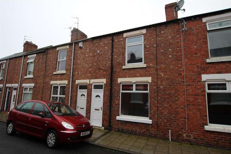 2 Bedrooms Terraced House for sale in Henry Street, Shildon