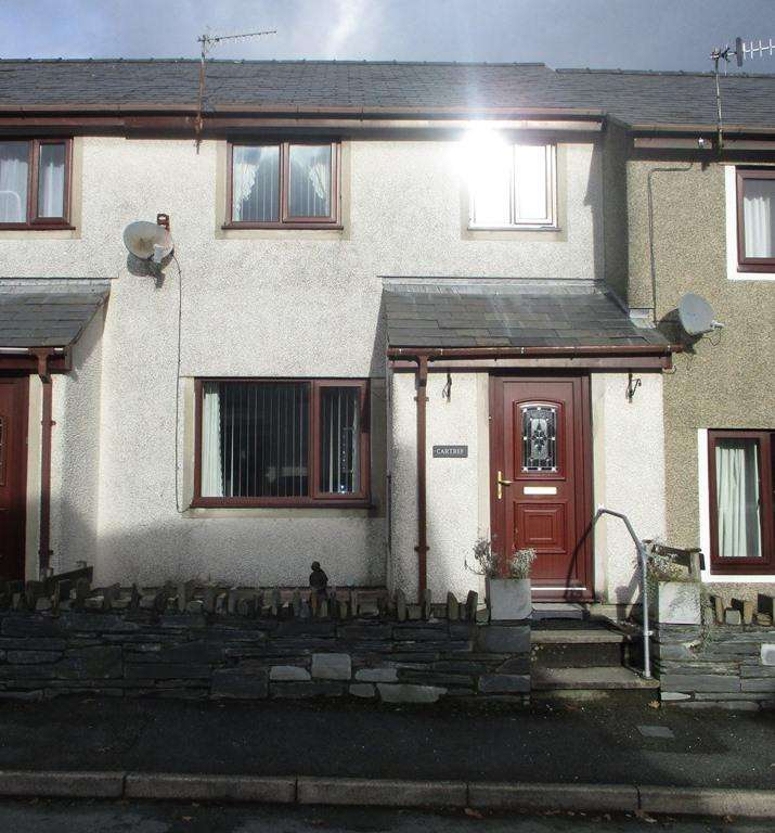 3 Bedrooms Terraced House for sale in 15 Maes y Garth, Minffordd, Penrhyndeudraeth LL48
