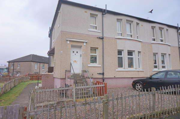 2 Bedrooms Flat for sale in 7 Roukenburn Street, Thornliebank, Glasgow, G46 8EH