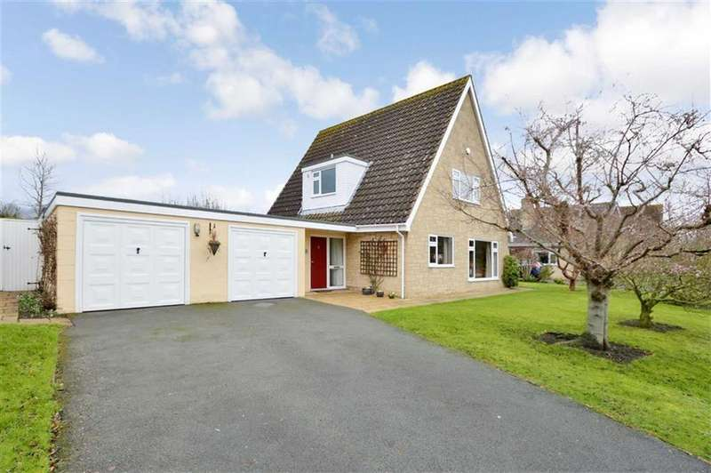 5 Bedrooms Detached House for sale in 2, Sunfield Park, Shrewsbury, SY2
