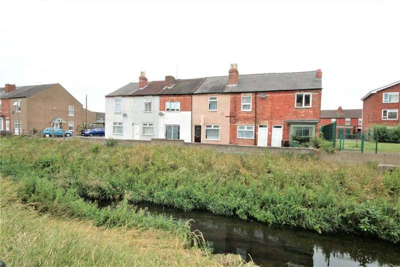 2 Bedrooms Terraced House for sale in Sidney Terrace, Lincoln, LN5