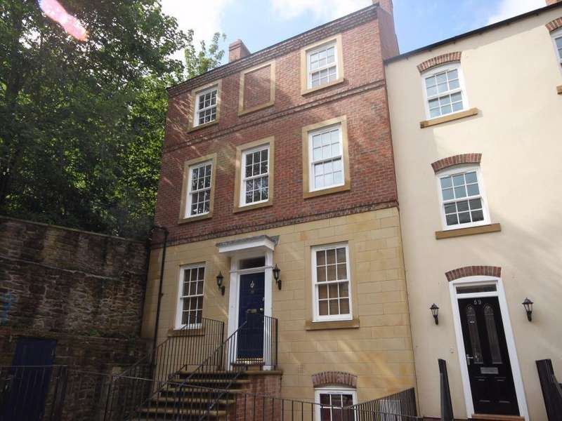 5 Bedrooms Semi Detached House for sale in South Street, DURHAM CITY