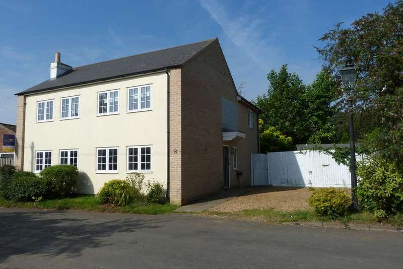 4 Bedrooms Detached House for sale in Brook Lane, Stretham