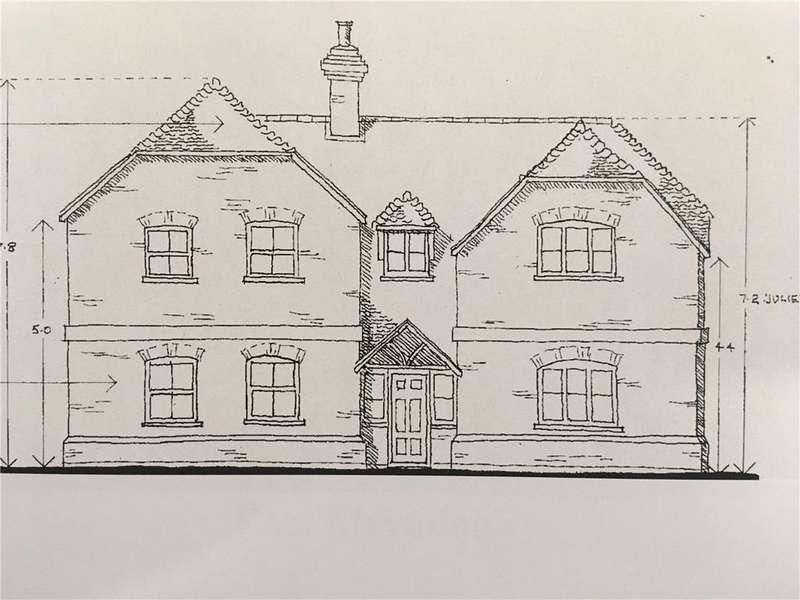 Plot Commercial for sale in Aldermaston Road, Pamber End, Tadley, Hampshire, RG26