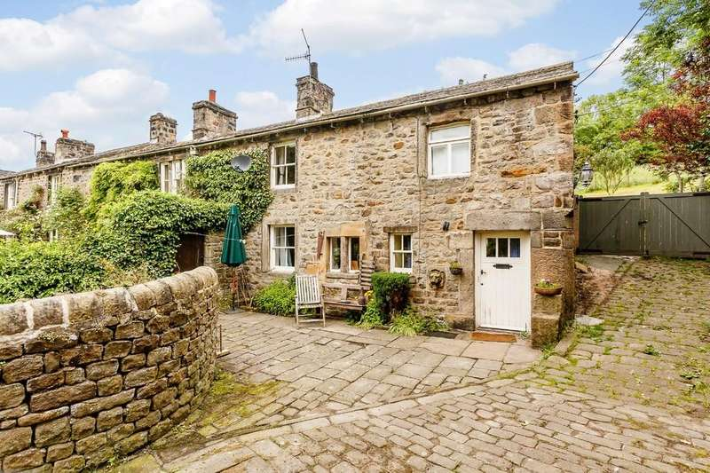 3 Bedrooms Cottage House for sale in Bankfoot Cottage, Eastby