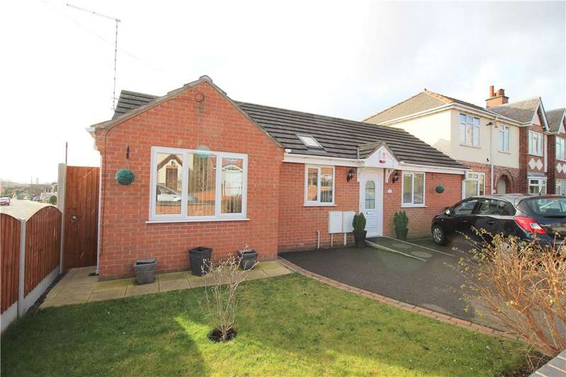 2 Bedrooms Detached Bungalow for sale in Drury Avenue, Spondon, Derby, DE21