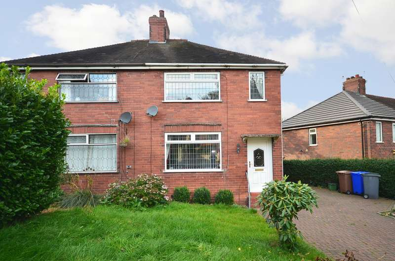 2 Bedrooms Semi Detached House for sale in Grosvenor Road, Meir ST3