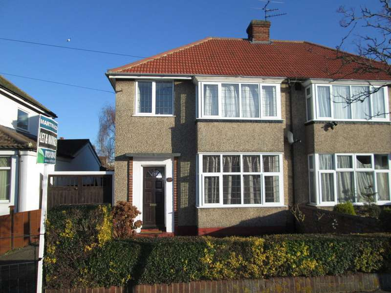 4 Bedrooms Semi Detached House for rent in Wendover Drive, Bedford MK41